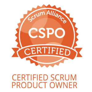 SCPO Certified SCRUM Product Owner