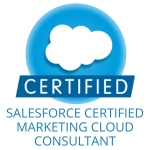 Salesforce Certified Marketing Cloud Consultant